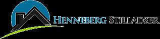 Logo Henneberg Stilladser